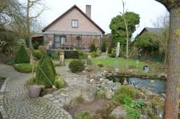 Cottagetuin-Diepenbeek voorjaar in het voorjaar