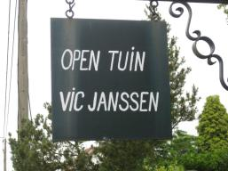 Cottagetuin Vic Janssens