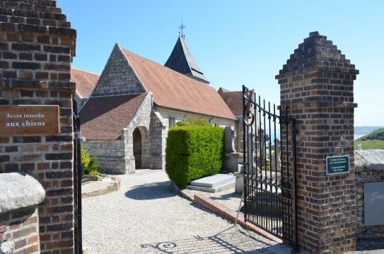 Kerk Saint-Valery