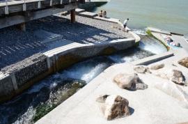 Kortste riviertje van Frankrijk