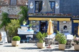 Middagmaal in La Chat qui Pêche